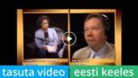 Eckhart Tolle ja Oprah - Intervjuu Nüüd ja praegu | 28:30