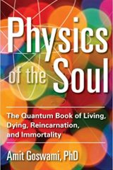 Physics of the Soul: The Quantum Book of Living, Dying, Reincarnation, and Immortality - Dr. Amit Goswami