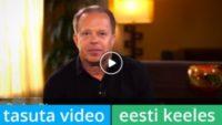 Lühivideo - Dr. Joe Dispenza - 5 sammu enda elu muutmiseks | 3:10
